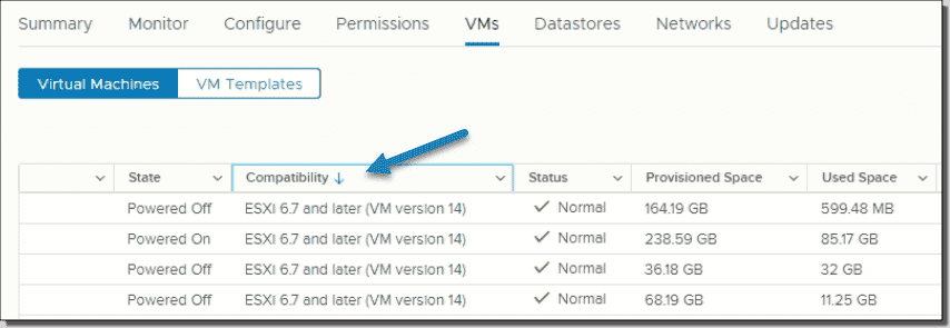 What's new in VMware virtual hardware 15 and vSphere 6 7 U2