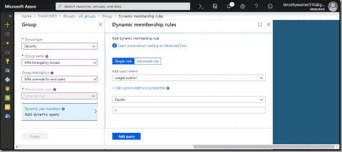 Work around Azure MFA outages: Protect user access