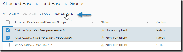 Easiest way to upgrade an ESXi host with vSphere Update