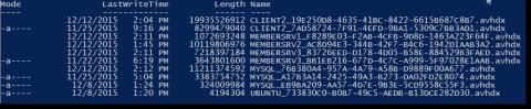 Cleaning up lingering Hyper-V VHD snapshots