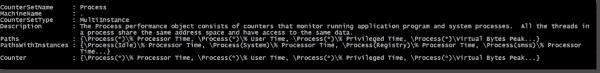 Process ListSet
