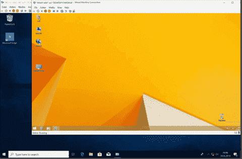 Display RDP sessions on HiDPI monitors
