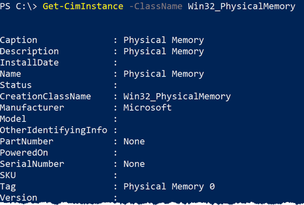How to build a PowerShell inventory script for Windows Servers – 4sysops