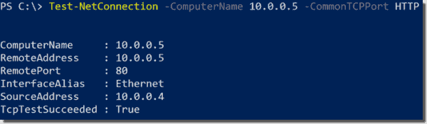 Monitor web server uptime with a PowerShell script – 4sysops