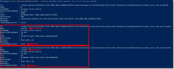 Get DNS records via PowerShell