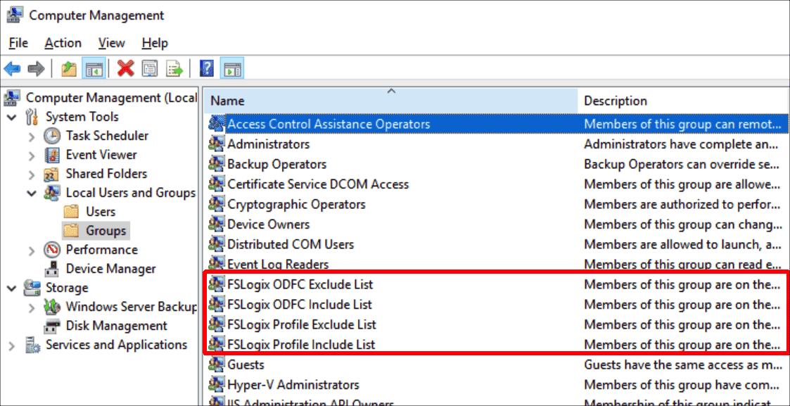 Virtualize user profiles with Microsoft's FSLogix Profile