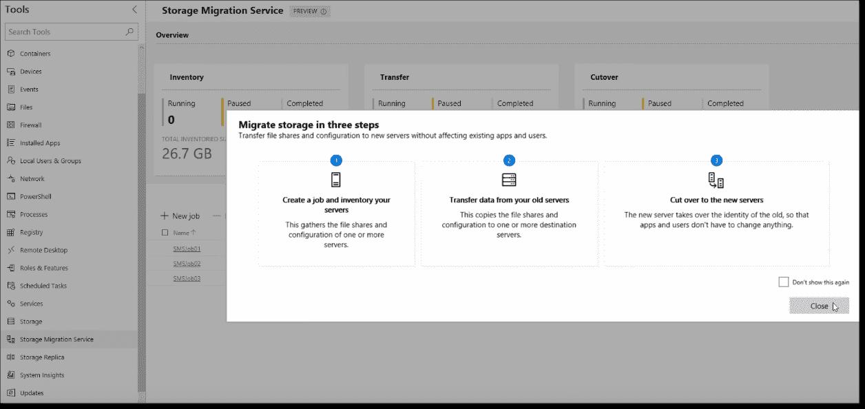 Active Directory 2008 R2 upgrade to Windows Server 2019 checklist