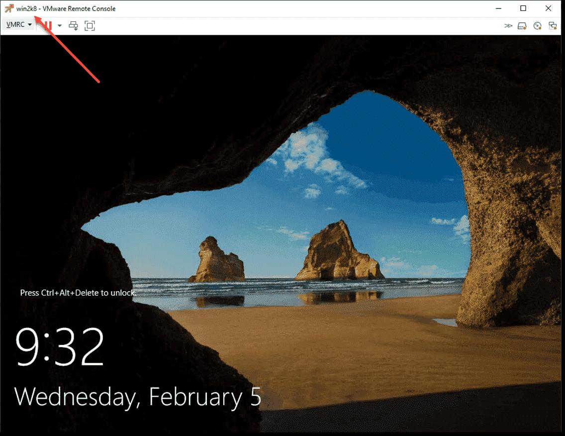 Windows Server 2008 R2 successfully upgraded to Windows Server 2019