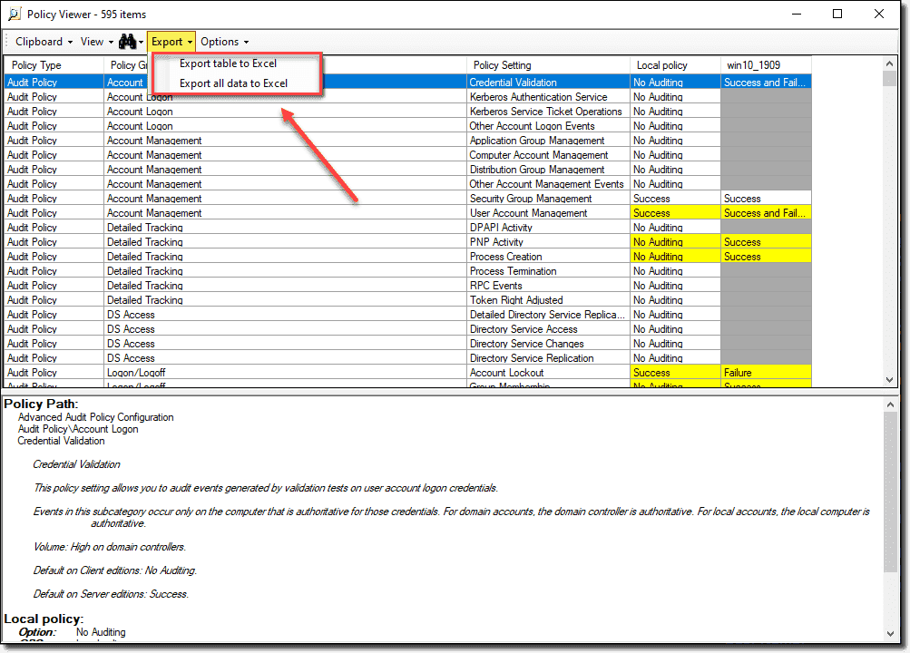 Microsoft Security Compliance Toolkit 1.0