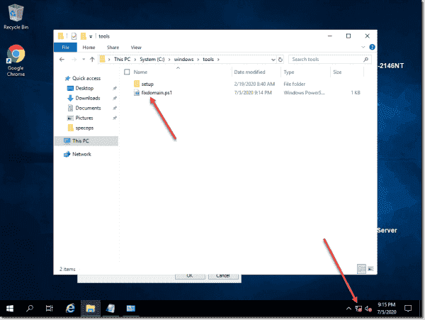 Copying a file to a Windows machine without network connectivity using Ansible