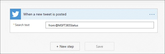 Tweets from MSFT365Status