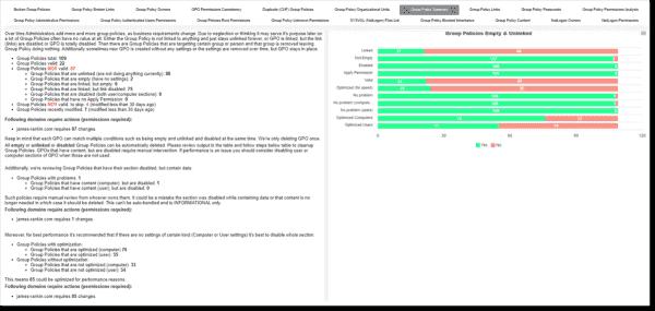 GPOZaurr summary report