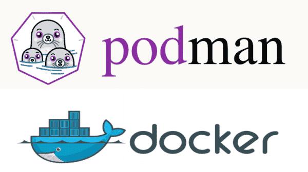 Podman vs. Docker