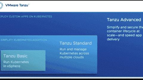 VMware Tanzu editions
