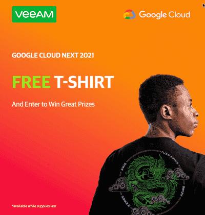 Veeam - Google Cloud